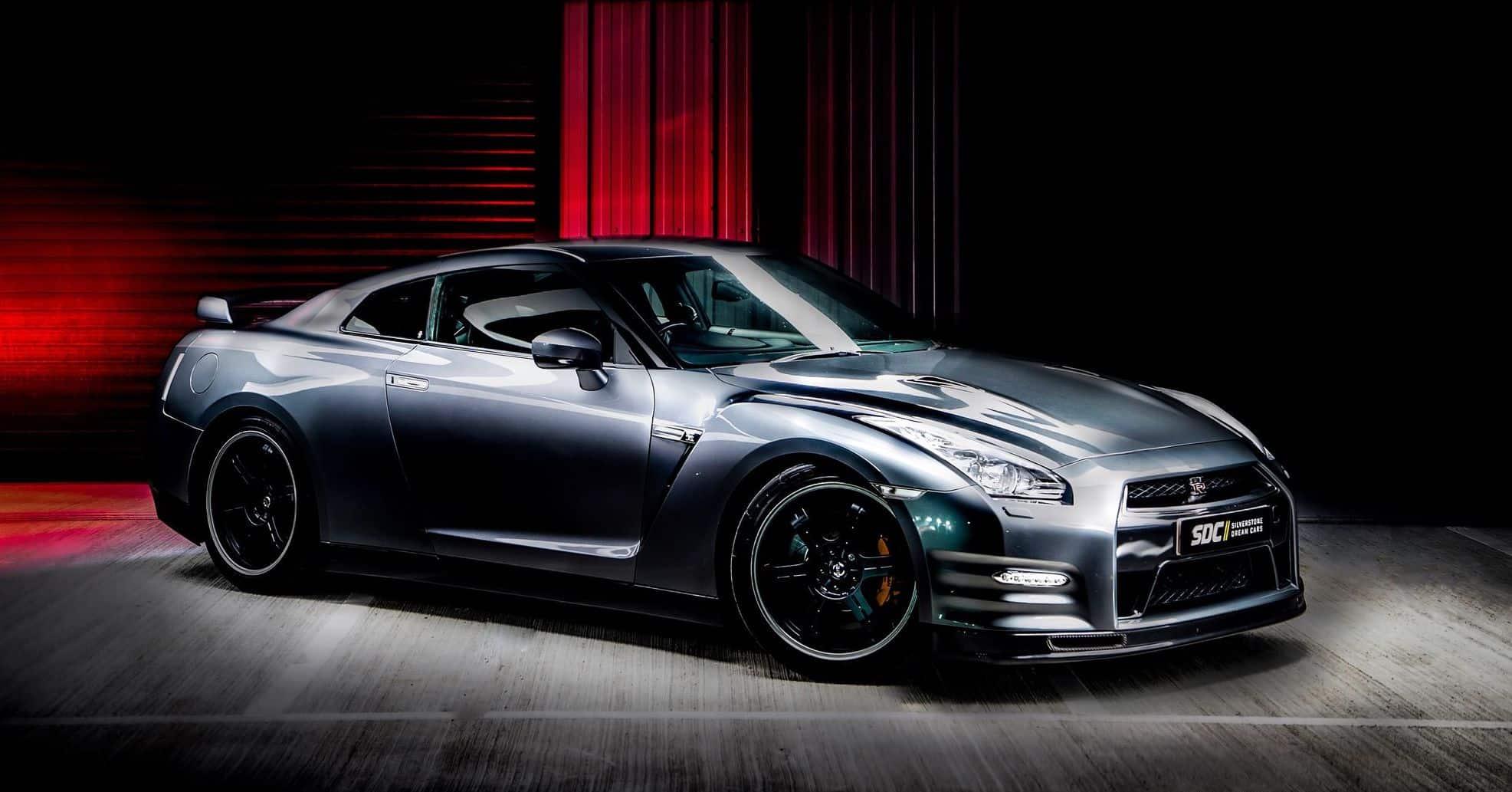Nissan GTR – Special 'Track Edition' Model + £4,000!